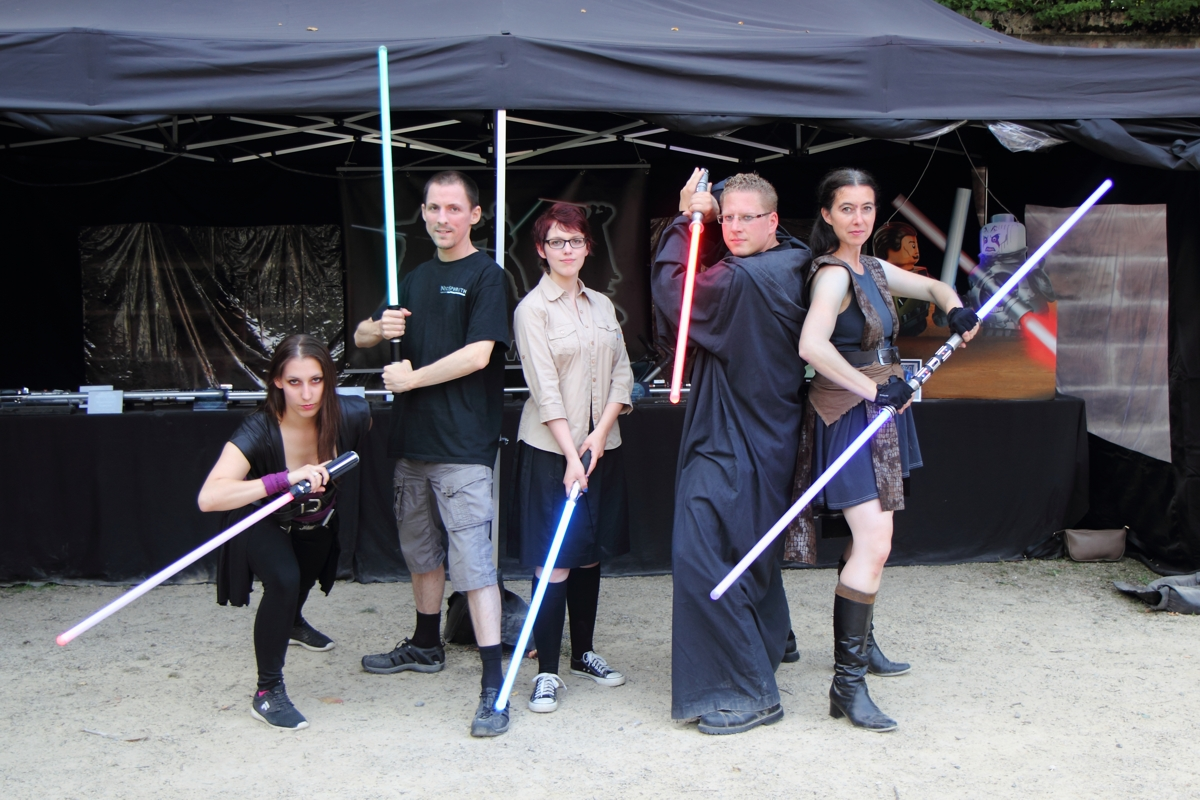 das Lightwars Team